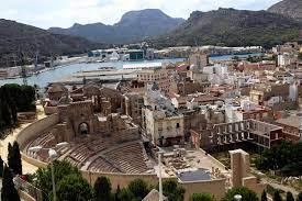 cartagena teatro romano