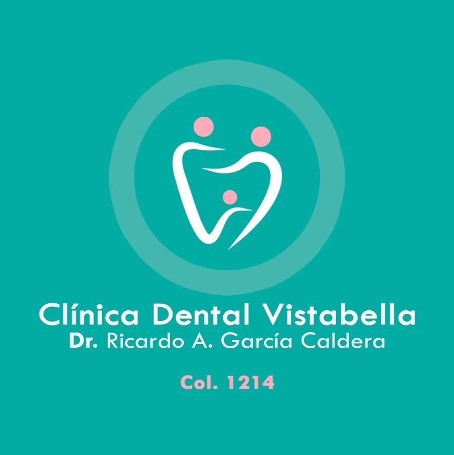 logo clinica dental vistabella